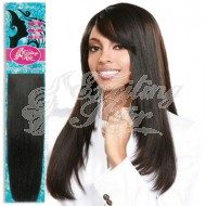 Straight Indian Remy Natural Hair Weaves