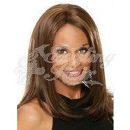 Beverly Johnson Synthetic Lace Front Wig - Aurora