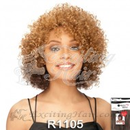 Vella Capless Afro Curl Synthetic Hair Wig - Cosmo