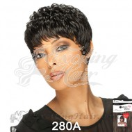 Vella Capless Short Layered Synthetic Hair Wig - Navia