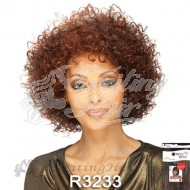 Vella Capless Afro Curl Synthetic Hair Wig - Robyn