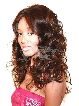 Beverly Johnson Synthetic Lace Front Wig - Lavender