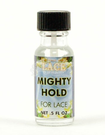 Mighty Hold Lace Wig Glue Adhesive .5oz