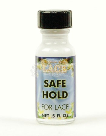 Safe Hold Lace Wig Glue Adhesive .5oz