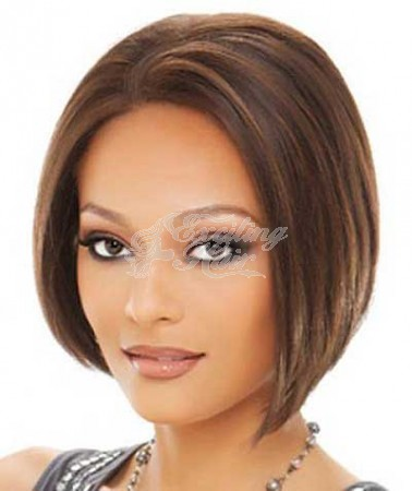 Beverly Johnson Synthetic Lace Front Wig - Hayden