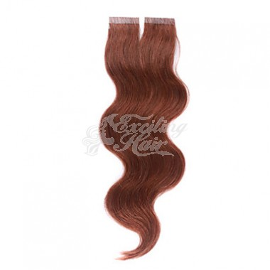 Bodywave Tape Hair Extensions