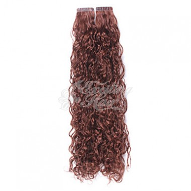 Curly Tape Hair Extensions