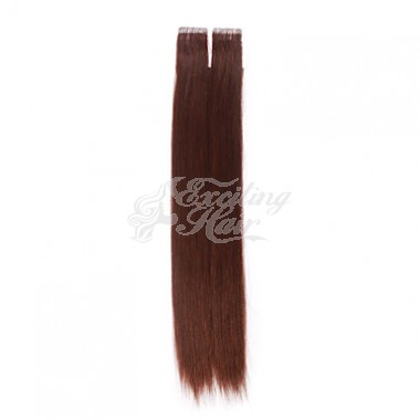 Straight Tape Hair Extensions