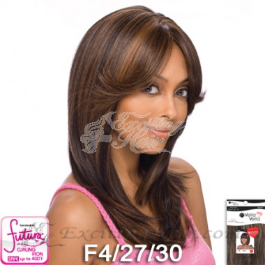 Vella Vella Long Synthetic Hair Bangs Wig - Delight