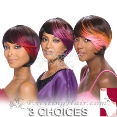 Vella Vella Capless Short Human Hair Wig - Maya