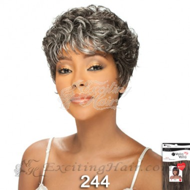 Vella Short African American Synthetic Hair Wig - Lopez