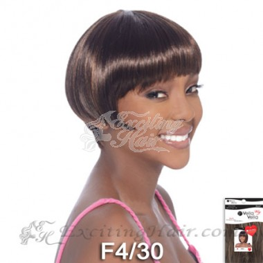 Vella Short Bob Cut Synthetic Hair Wig - Star