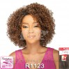 Vella Vella Afro Curl Synthetic Lace Front Wig - Iris
